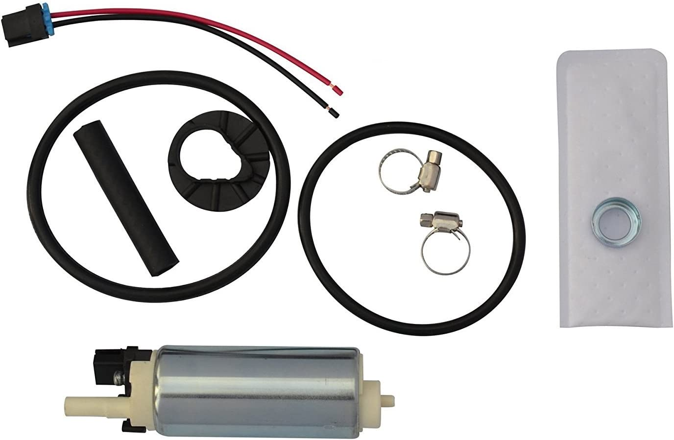 New Electric Fuel Pump Kit for Various Ford and GMC Trucks fits E3270