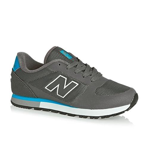 New Balance 430 greyblue, Größen:37: Amazon.es: Zapatos y