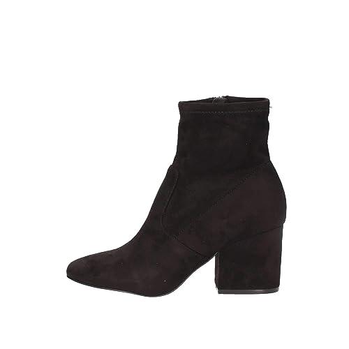 2ac945cf712 Steve Madden Iberia Ankle Boots Women Black 37: Amazon.co.uk: Shoes ...