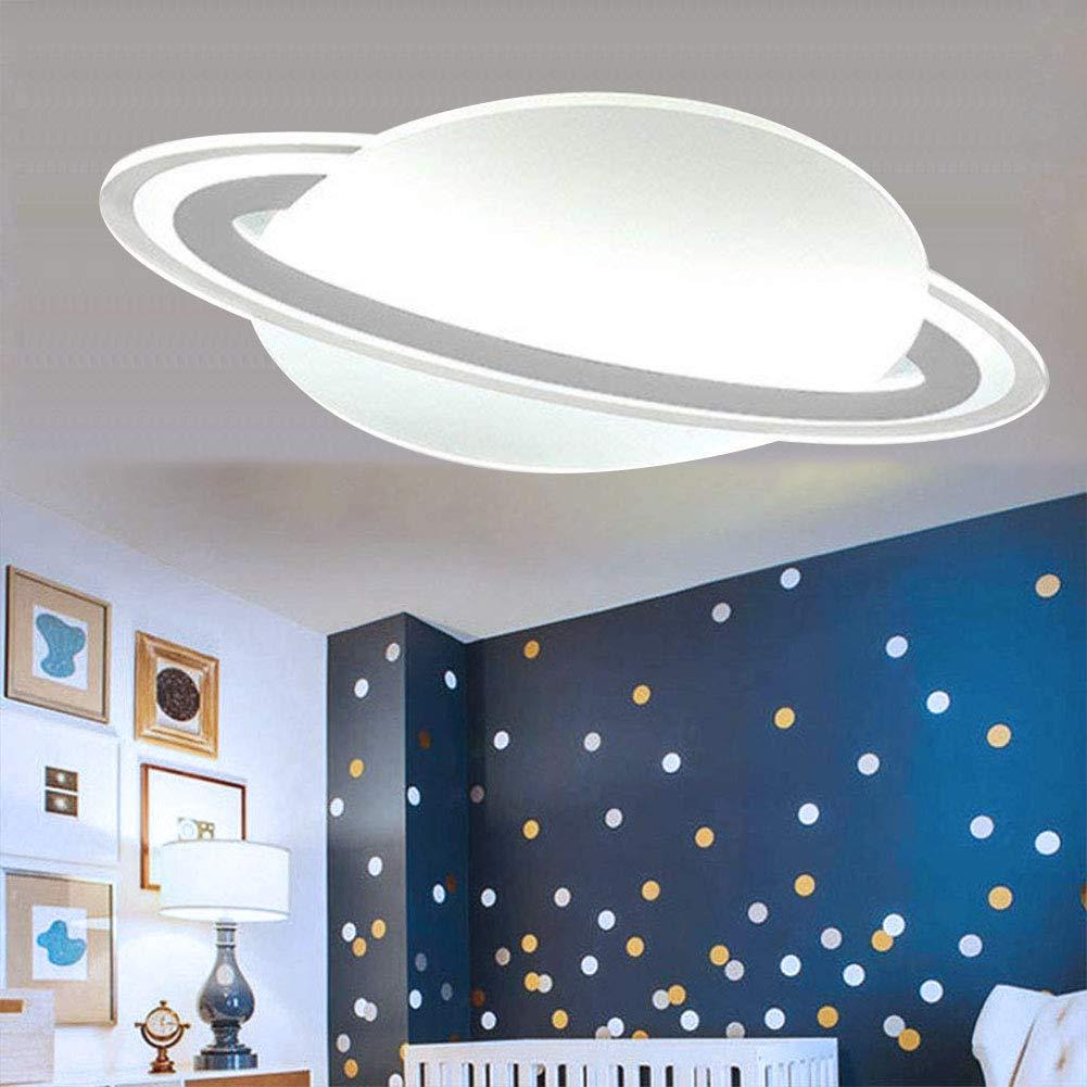 ZZOOK Lámparas Plafones De Techo Planetas Modernas ...