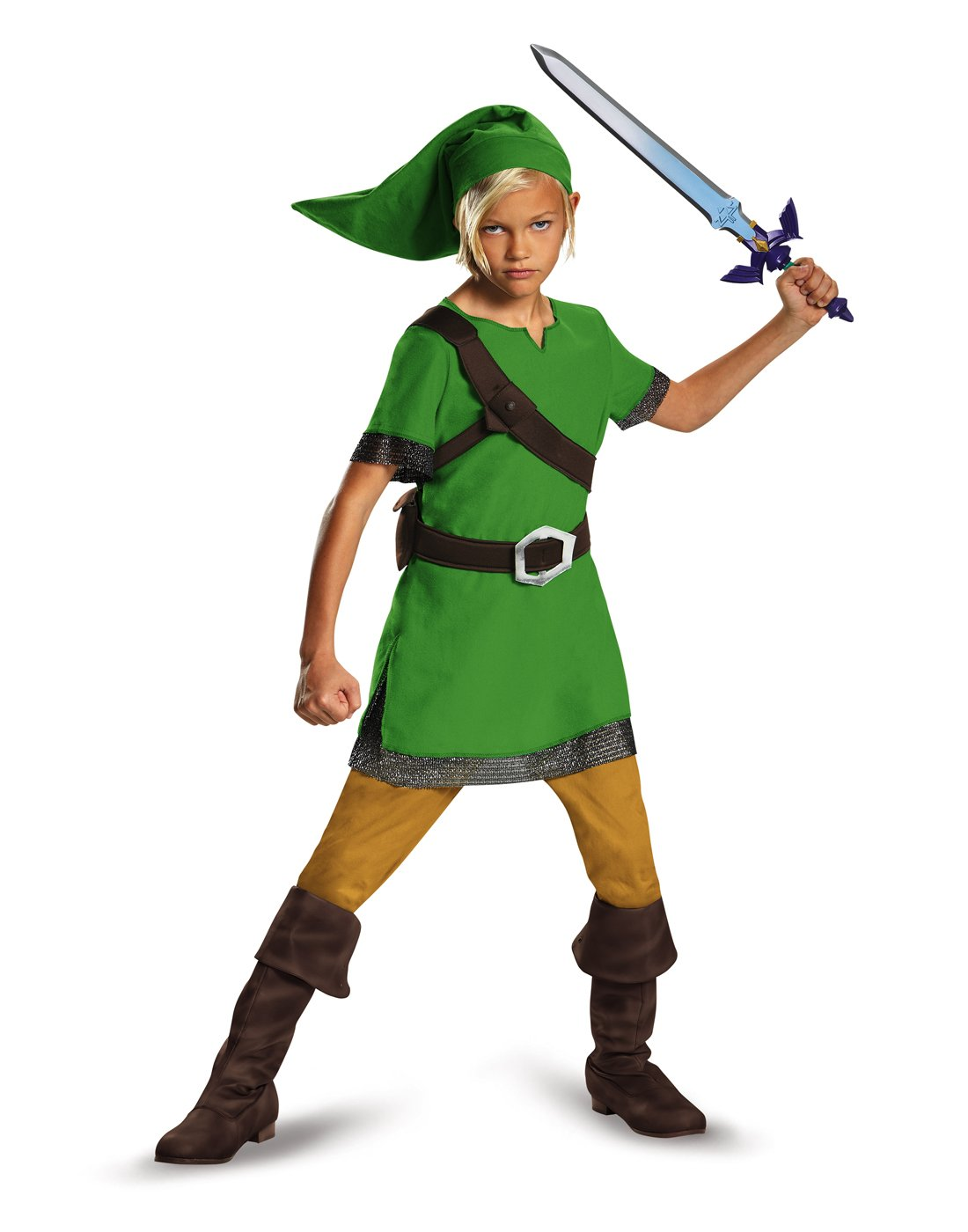 Disguise Link Classic Costume, Small (4-6)