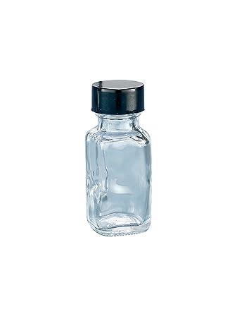 Sujetadores de plástico de tipo III soda-lime cristal de hojas de tapas de botellas