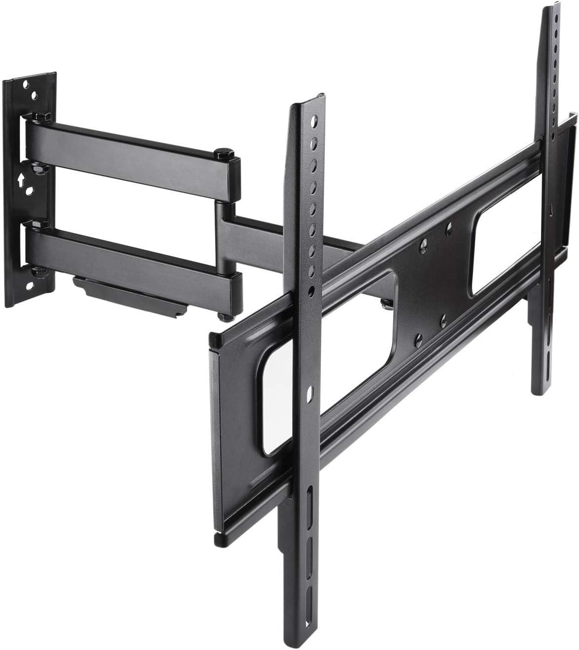 TooQ LP6070TN-B - Soporte fijo inclinable y giratorio de pared para monitor/ TV/LED de 37