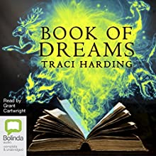 Book of Dreams Audiobook by Traci Harding Narrated by Jennifer Vuletic
