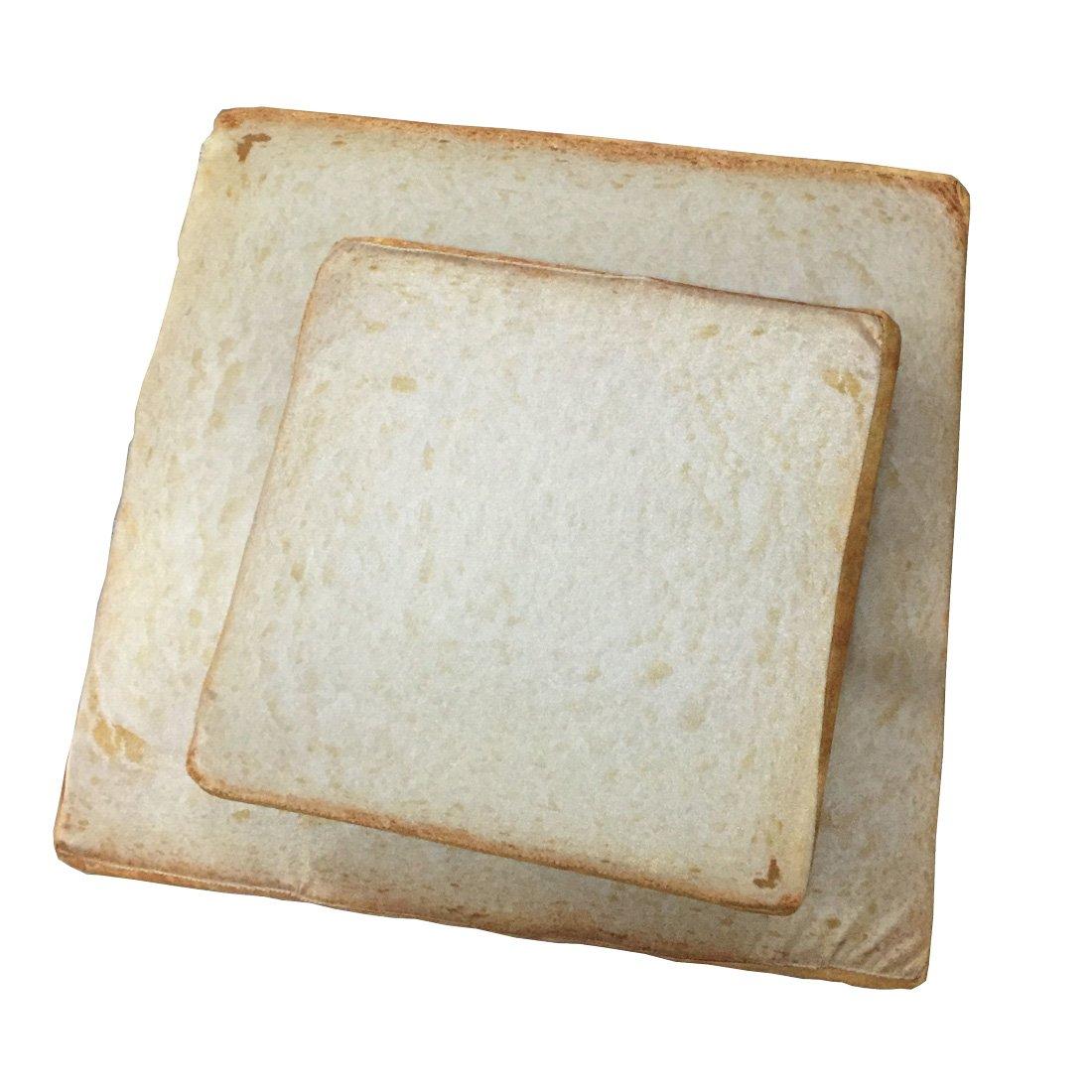 Pet Sofa Bread Cushion Pillow,Cat Cushion Mat (15.8 in X 15.8 in)