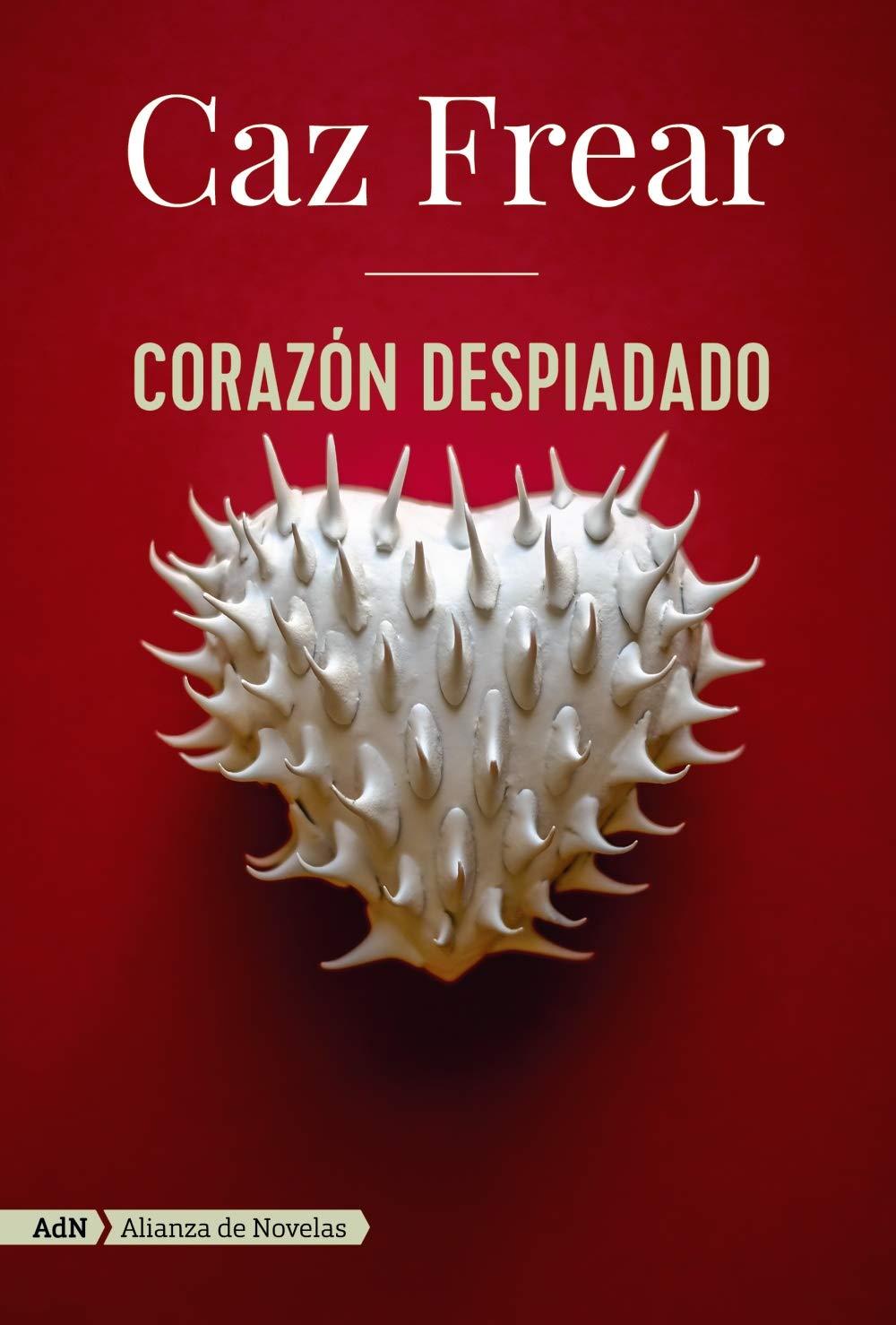 Corazón despiadado (AdN) (AdN Alianza de Novelas): Amazon.es: Frear, Caz, Martín Sanz, Cristina: Libros