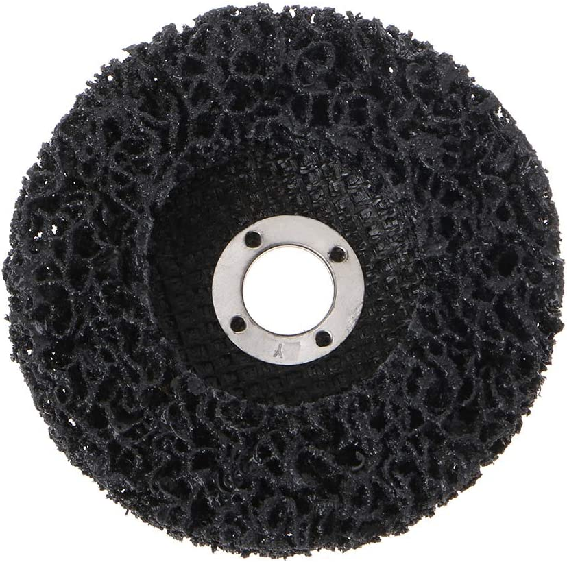 Poly Strip Disc Abrasive Wheel Rust Remover Grinding Wheels Angle Grinder Purple fulailai 125mm 5 in Grinding Disc