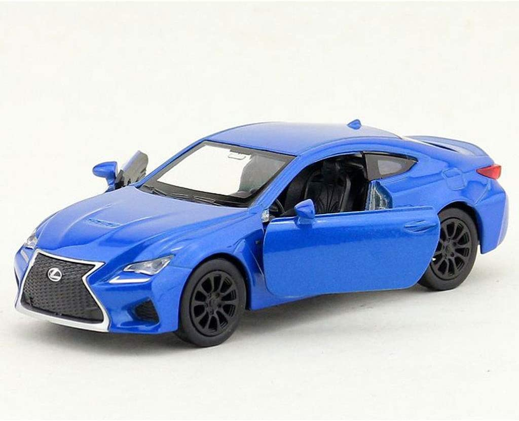 Lexus RC F 1:36 Model Car Alloy Diecast Toy Vehicle Gift Collection White Kids