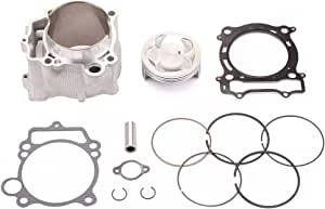 NICHE 450cc 95mm Cylinder Piston Gasket Top End Kit For 2004-2013 Yamaha YFZ450 5TA-11311-12-00 5TG-11633-10-00