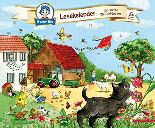 Bambini Lesekalender für kleine Weltentdecker