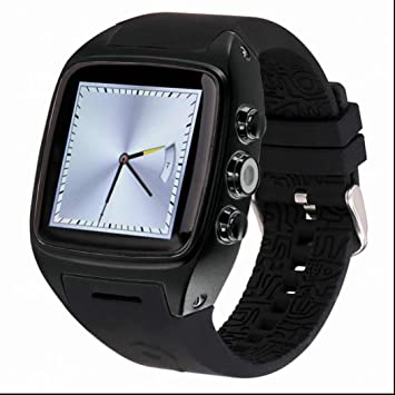 Pulso Relojes Smart Reloj Fitness Tracker Reloj contador de calorías con tarjeta SIM Bluetooth Wifi GPS