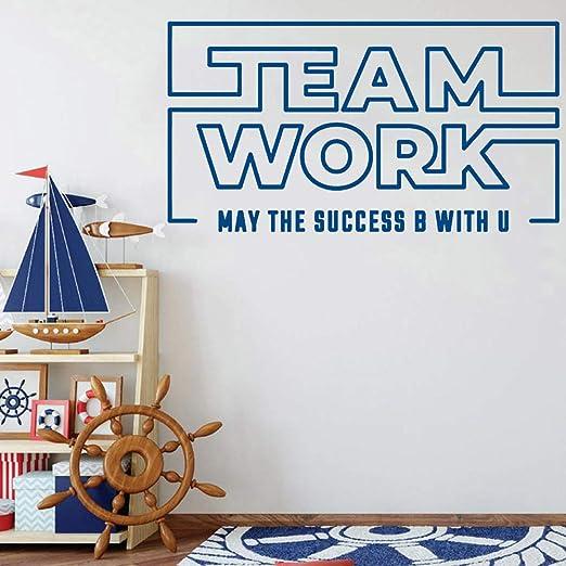 Bfmbch Oficina Citas Motivacionales Pegatinas De Pared éxito