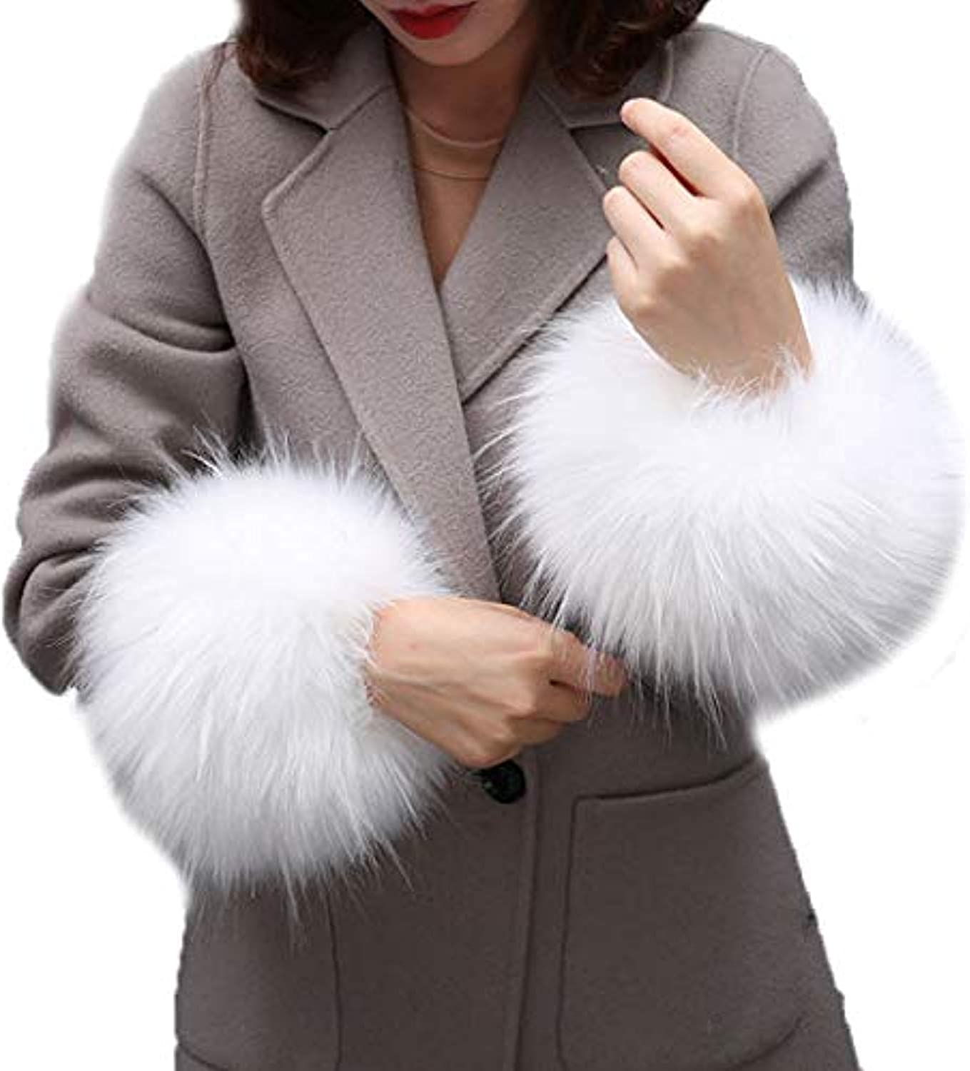 Bhwin Women Winter Faux Fur...
