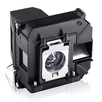 Loutoc V13h010l68 Lámpara de Proyector para Epson ELPLP68 EH ...