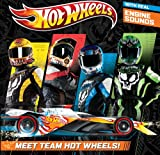 Bendon Publishing Meet Team Hot Wheels (Storybook with Sounds)