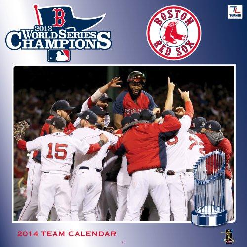 Boston Red Sox World Series Champions - 2014 Calendar