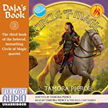 Daja's Book: Circle of Magic, Book 3 Audiobook by Tamora Pierce Narrated by Tamora Pierce, the Full Cast Family