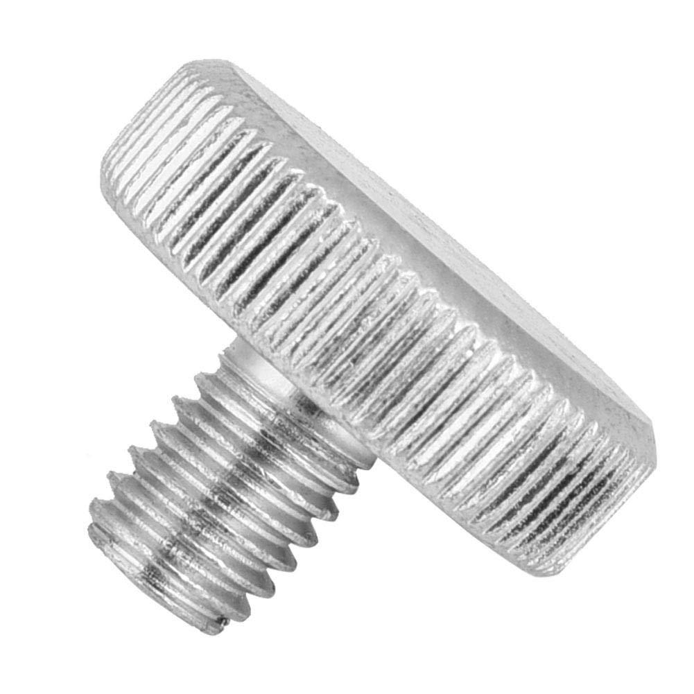 10 St/ück M8 Kohlenstoffstahl R/ändelschraube Flachr/ändelkopfschrauben Schrauben Zubeh/ör M8*12(10pcs) R/ändelkopfschraube