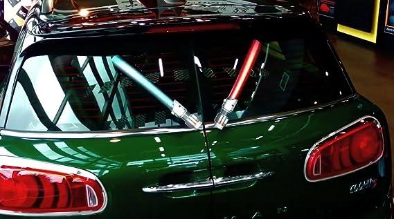 Saber Universal rojo wipertags tapa limpiaparabrisas trasero (no reflectante): Amazon.es: Coche y moto
