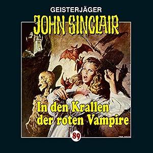 In den Krallen der roten Vampire (John Sinclair 89) Hörspiel