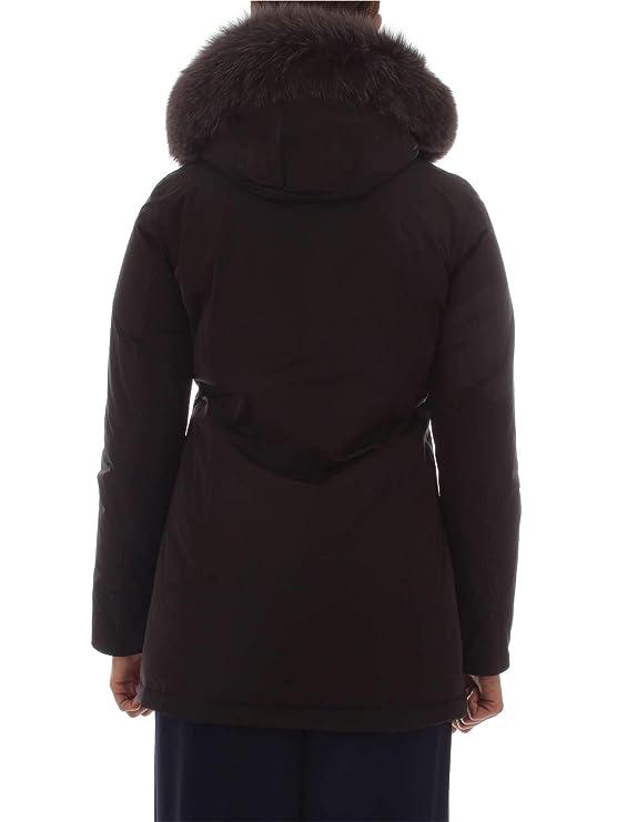 Woolrich Woman Polyamide Noir Noir Wwcps2635 Manteau rQeWdCBox