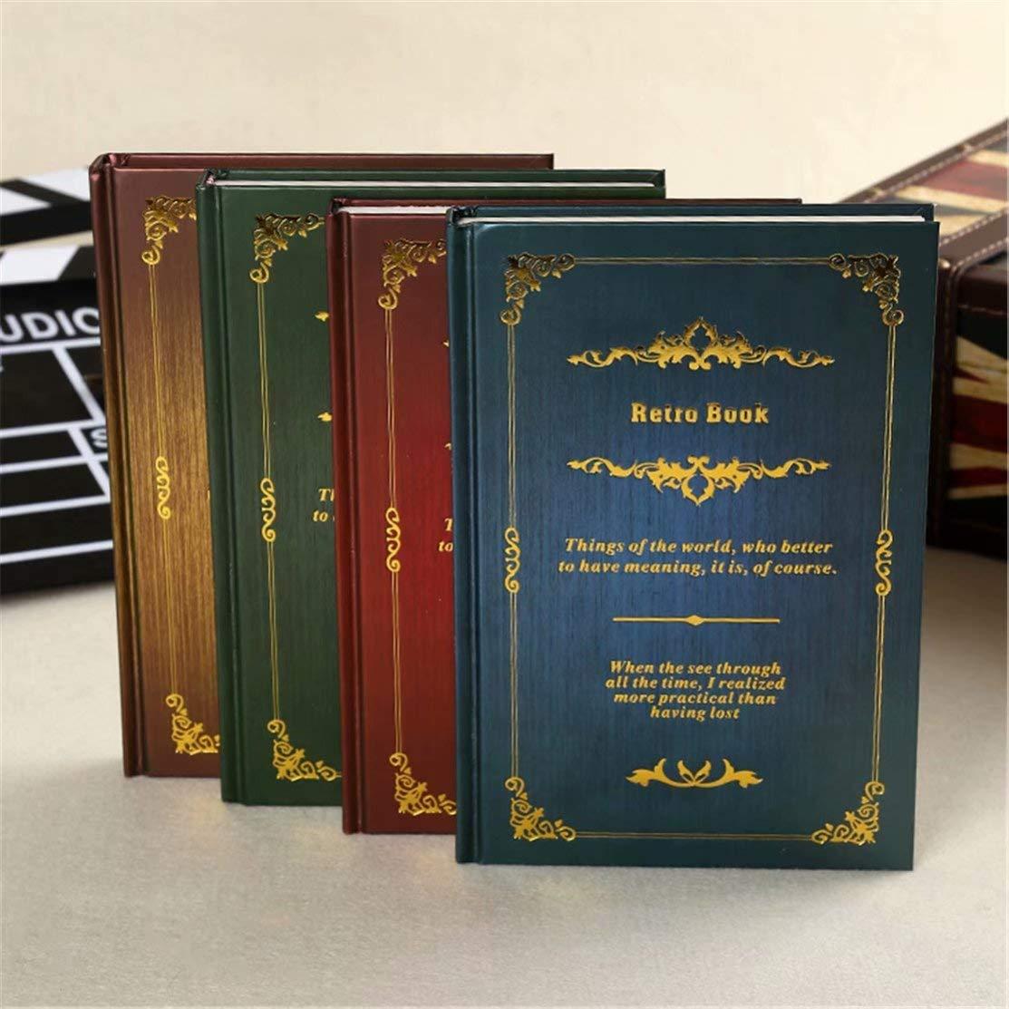 JoyeArt JoyeArt Retro Business Notebook for Diary Handbook