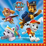 Paw Patrol birthday party supplies 32 pack lunch napkins