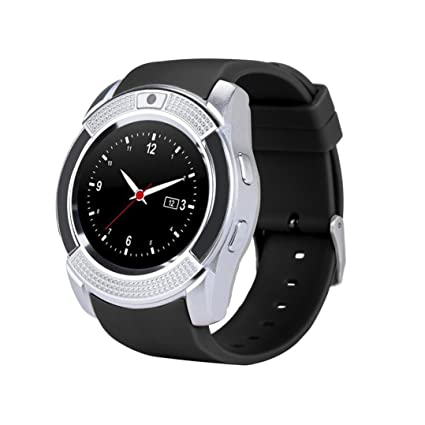 Amazon.com : Libison Bluetooth Smart Watch - Touch Screen ...