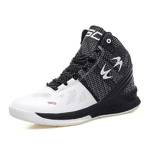 Willsky Zapatillas De Baloncesto para Hombre, Amortiguadores De ...