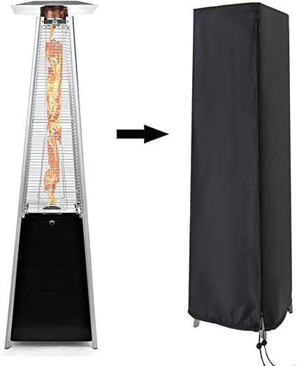 Pyramid Patio Heater Cover Waterproof Garden Torch Heater Covers ...