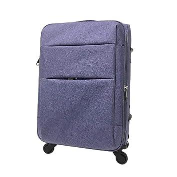 c4d263efb515 FDSjd Trolley Box Men and Women Suitcase Soft Box Nylon Oxford Cloth ...