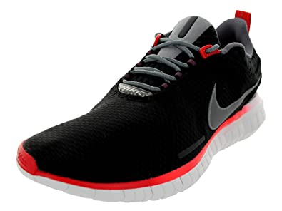 new product d4220 d5de1 Nike Mens Free Og 14 Br Running Shoes Black Grey White Chilling Red