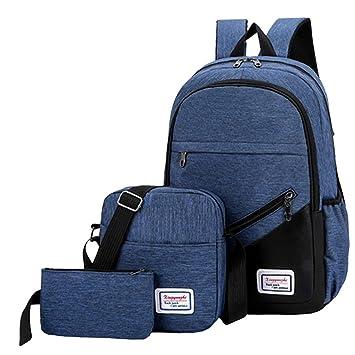 Amazon.com: Bolsa de viaje al aire libre para niñas. Tres ...