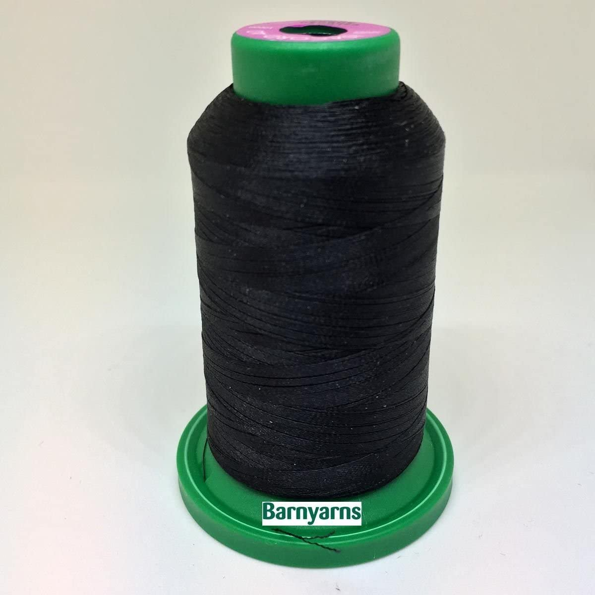 ISACORD 40 100/% Polyester 1000m Machine Embroidery Thread Colour 0015
