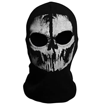 call of duty ghosts mask cod ghost mask skull mask skeleton mask skull balaclava halloween costumes