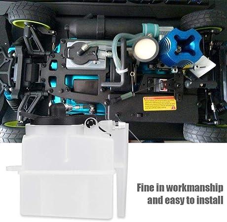 Dilwe Serbatoio Carburante RC 75CC 02004 Serbatoio Carburante Accessorio Modello Veicolo a Gas per HSP 94188//94122 Scala 1//10 Auto RC