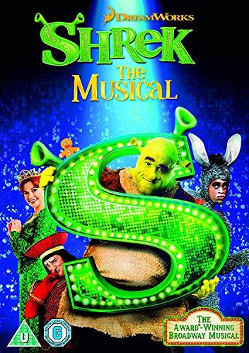Shrek The Musical (DVD) [2018] (The Shrek Dvd Musical)