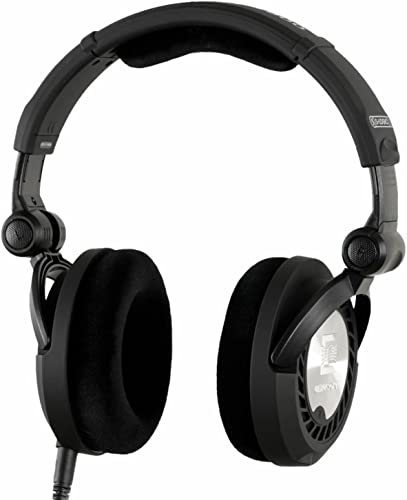 Ultrasone PRO 2900 Professional Open-Back Headphones Foldable with Carry Case Included Open Box