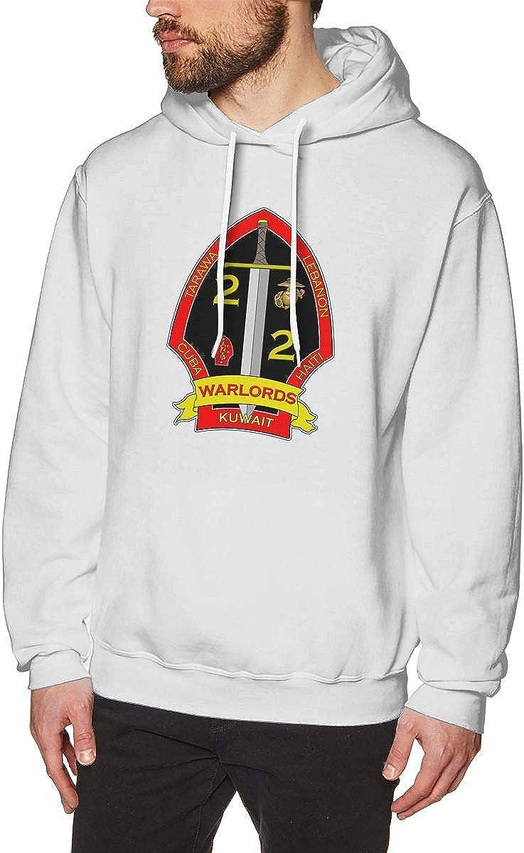 2 2 Warlords Mens Hooded Sweatshirt Theme Printed Fashion Hoodie