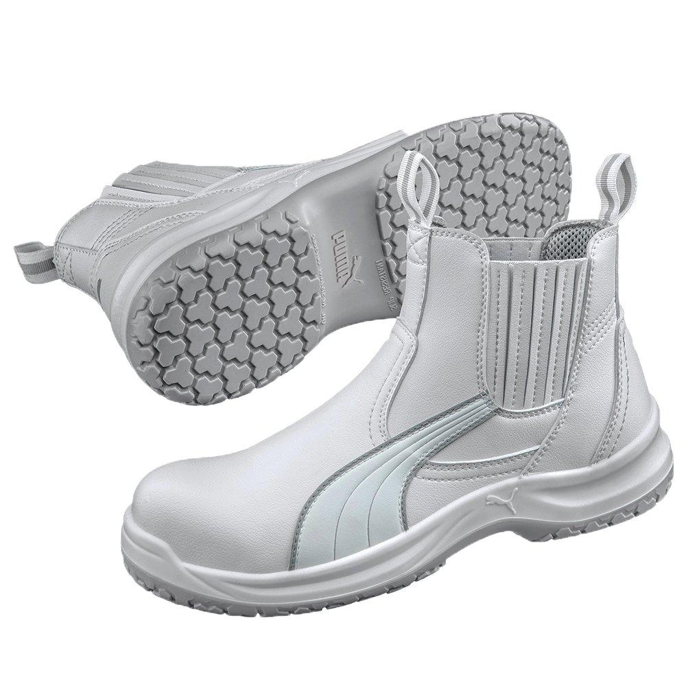 Puma 630380.37 Clear Chelsea Chaussures de sécurité Mid S2