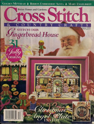 Better Homes and Gardens Cross Stitch & Country Crafts (November/December 1995, Vol. XI, No. 2)