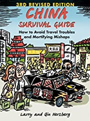 """""""An ideal, pocket-sized, 264 page compendium packed from cover to cover with practical advice, insightful commentary, and invaluable tips on places to go, things to see, what to do, and what to avoid. . . . China Survival Guide should ..."""