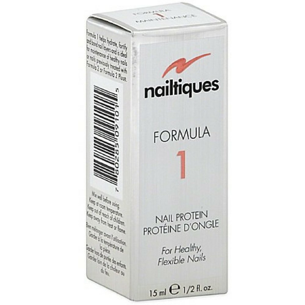 Nailtiques Formula 1 Protein 0.5 oz (Pack of 2)