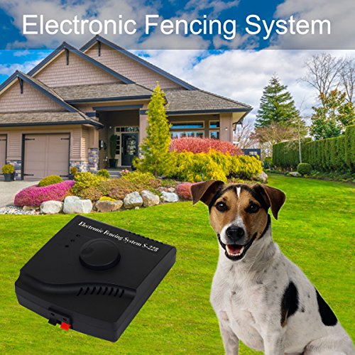 Funace Invisible Pet Fence System Rechargeable
