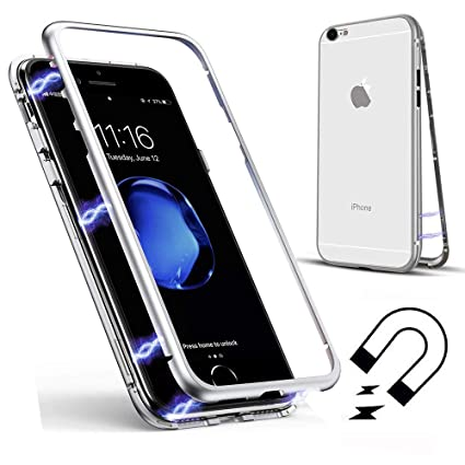 quality design 484b0 5b08b Amazon.com: Magnetic Case for iPhone 5S, SevenPanda iPhone 5 iPhone ...