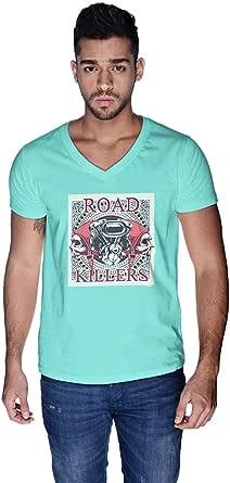 Creo Road Killers T-Shirt For Men - L