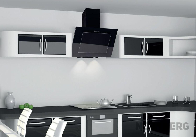 Nort Berg Dynamic Campana extractora, pared, 50 cm, acero inoxidable: Amazon.es: Grandes electrodomésticos