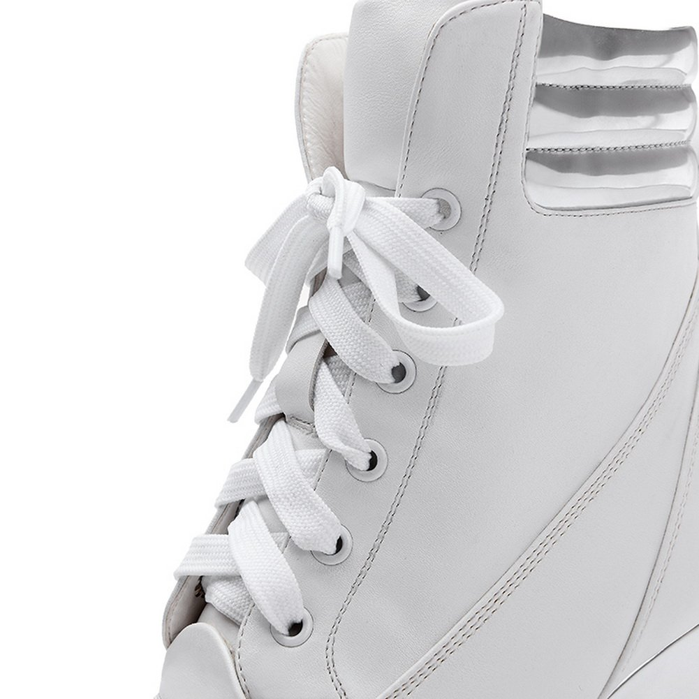 1TO9 Womens Fashion-Sneakers Adjustable-Strap Heeled Water/_Resistant Manmade Bootie Fashion Sneakers MNS02273
