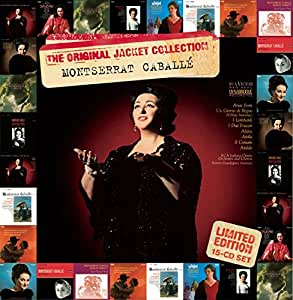 Caballé - Original Jacket Collection