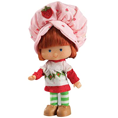 "Schylling 6"" Retro Stawberry Shortcake Doll: Toys & Games"